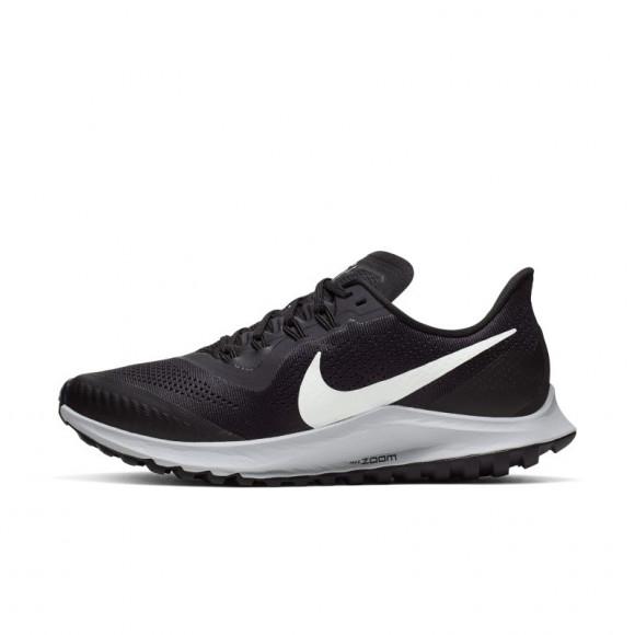 Nike Air Zoom Pegasus 36 Trail Women's Trail Running Shoe - Black - AR5676-002