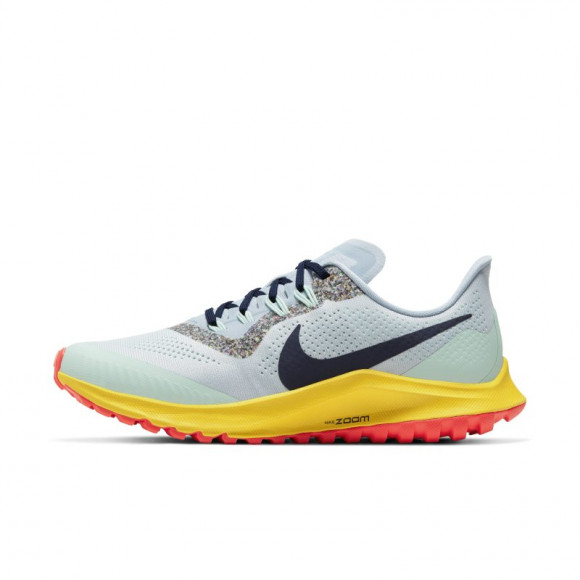 Nike Air Zoom Pegasus 36 Trail Women's Trail Running Shoe - Blue - AR5676-401