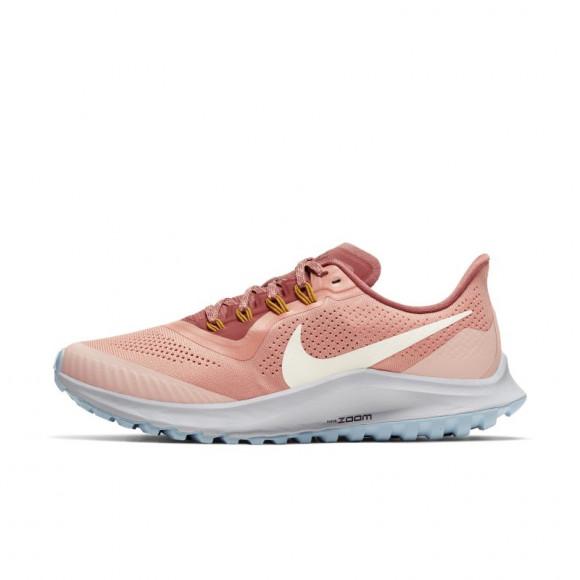 Nike Air Zoom Pegasus 36 Trail Pink Quartz (W)