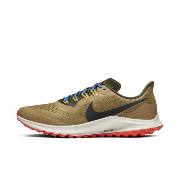 Nike Air Zoom Pegasus 36 Trail Hardloopschoen voor heren - Khaki - AR5677-200