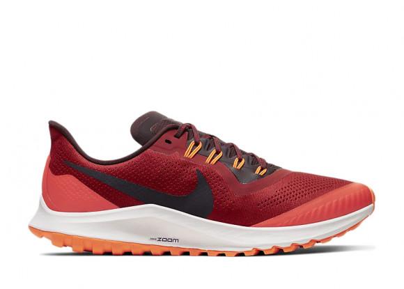 Nike Air Zoom Pegasus 36 Trail Trailrunningschoen voor heren - Rood - AR5677-600