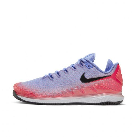 NikeCourt Air Zoom Vapor X Knit Women's Hard Court Tennis