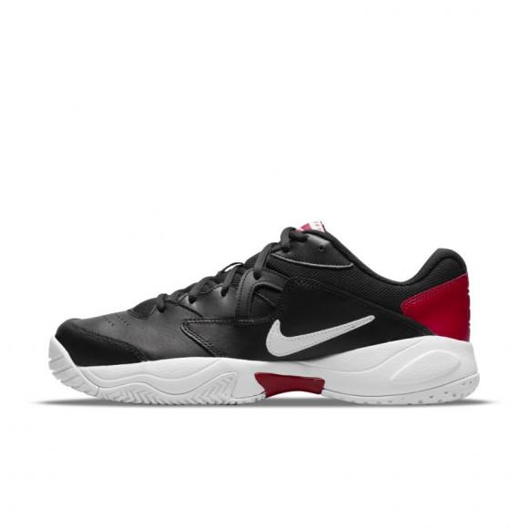 NikeCourt Lite 2 Men's Hard Court Tennis Shoe - Black - AR8836-008