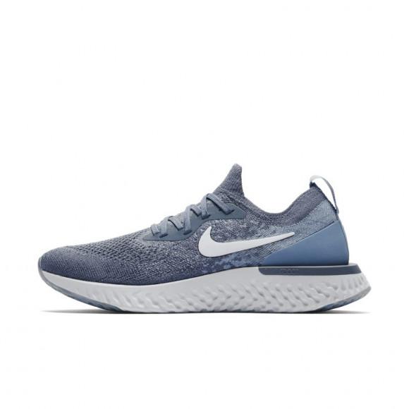 Nike Epic React Flyknit Hardloopschoen voor dames - Blauw - AT0055-400