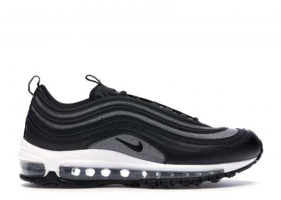 barricada patinar pintar  Nike Air Max 97 Glitter Black (W) - AT0071-002