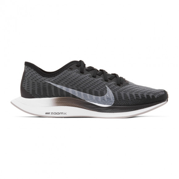 Nike White and Blue Zoom Pegasus Turbo 2 Sneakers - AT2863
