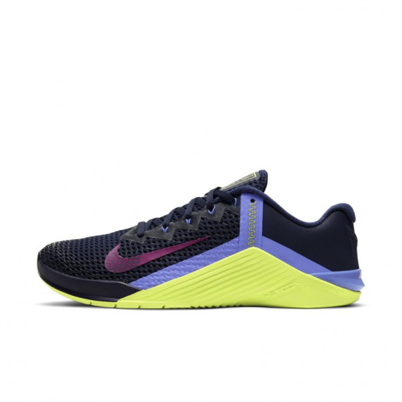 Nike Metcon 6 Women's Training Shoe - Blue - AT3160-400