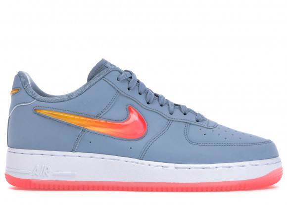 Nike Air Force 1 Low Jelly Jewel Obsidian Mist - AT4143-400