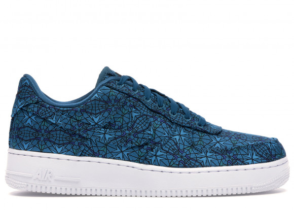 Nike Air Force 1 Low Stained Glass Green Abyss - AT4144-300