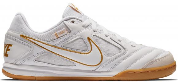 Nike SB Gato White Metallic Gold - AT4607-100