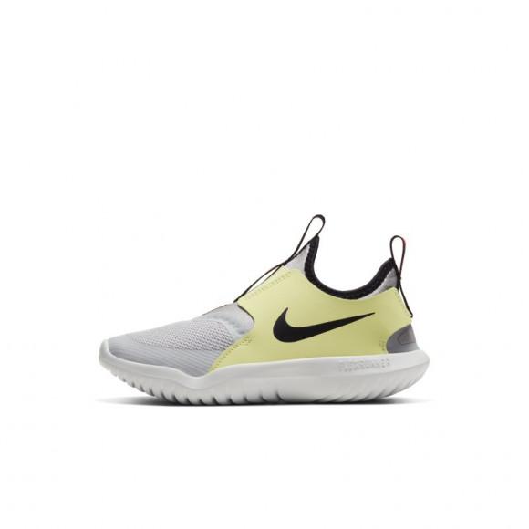 bolita Orden alfabetico Pico  Nike Flex Runner Zapatillas - Niño/a pequeño/a - Gris - AT4663-010