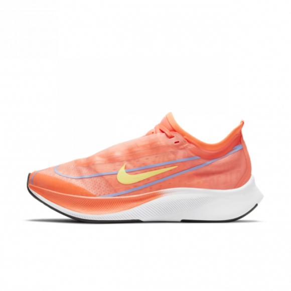 Nike Zoom Fly 3 Women's Running Shoe - Pink - AT8241-801