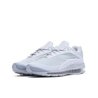 Nike Womens Nike Air Max Deluxe - Womens Running Shoes Pure Platinum/Purple Size 7.0 - AT8692-002