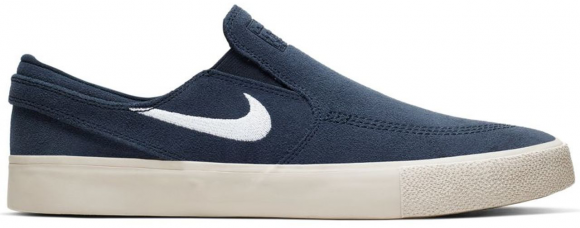 no escocés Farmacología  Nike SB Janoski Slip-On RM Obsidian - AT8899-400