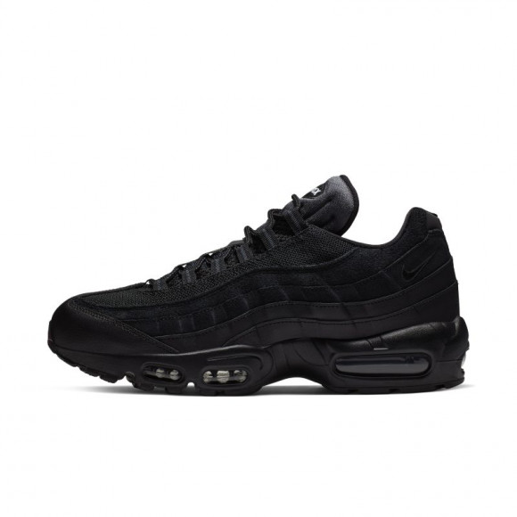 Nike Air Max 95 Essential Unisex Shoe - Black - AT9865-001