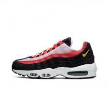Nike Air Max 95 Black Crimson Yellow - AT9865-101