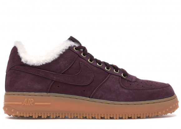 Nike Air Force 1 Winter Burgundy Crush - AV2874-600