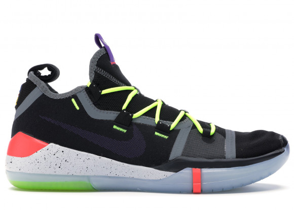 Nike Kobe AD Black Racer Blue