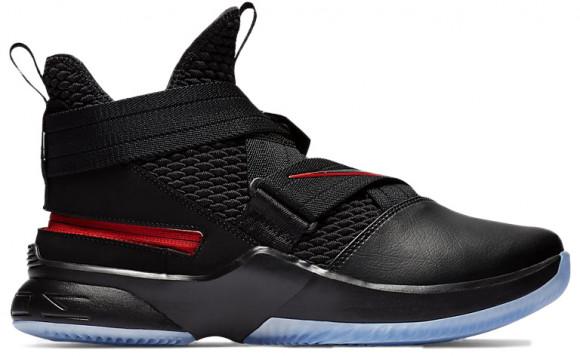 Nike LeBron Soldier 12 FlyEase Black - AV3812-004