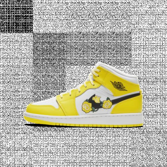 aj 1 yellow