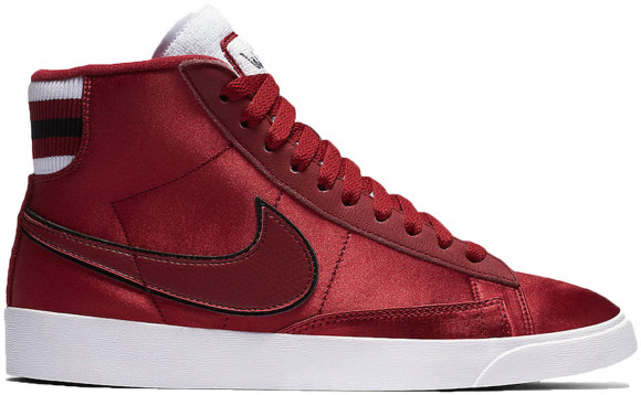 Nike Blazer Mid Red Crush (W) - AV9375-605