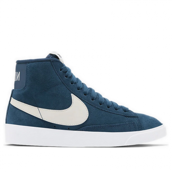 Nike Blazer Mid Vintage Suede Sneakers/Shoes AV9376-403 - AV9376-403