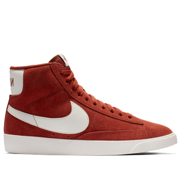 Nike Blazer Mid Vintage Suede Sneakers/Shoes AV9376-600 - AV9376-600