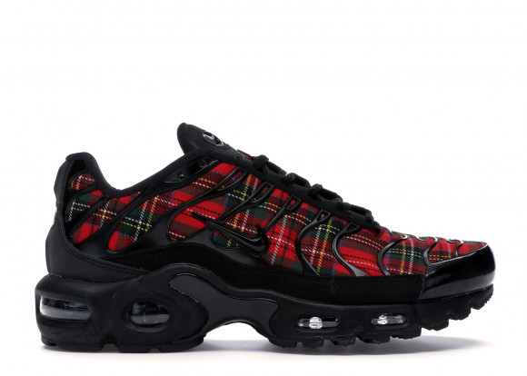 Nike Air Max Plus Tartan Black (W) - AV9955-001