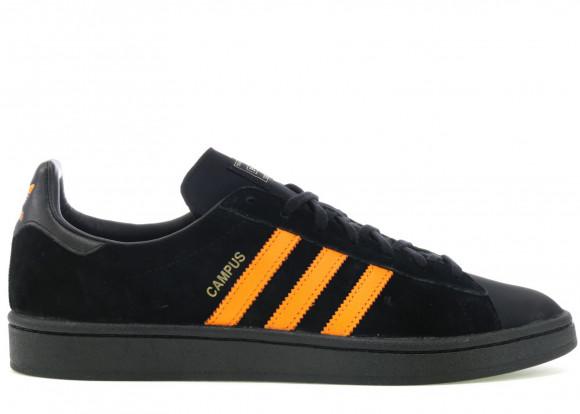 adidas Campus Porter Black Orange - B28143