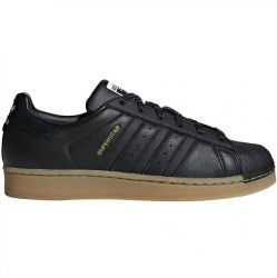 adidas Superstar W Core Black/ Core Black/ Gum4 - B37148