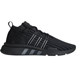 adidas EQT Support Mid Adv Core Black Carbon - B37456