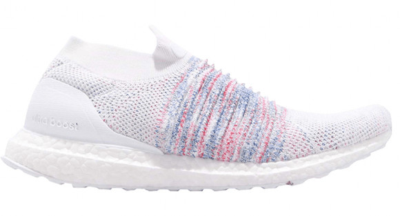 adidas Ultraboost Laceless Ftw White/ Active Red/ Active Green - B37686