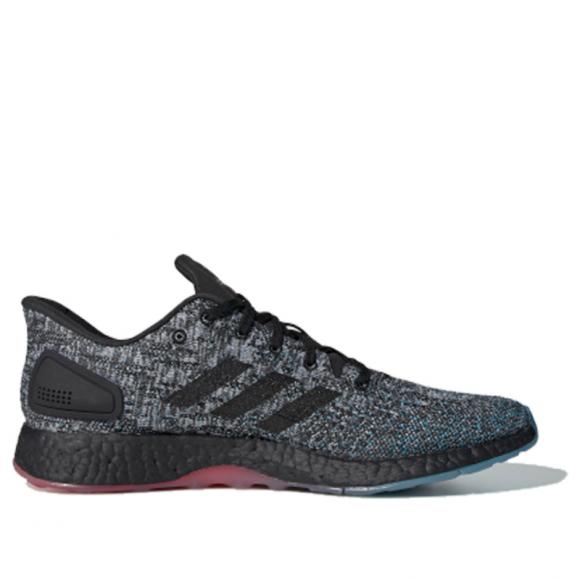 Adidas PureBoost DPR LTD 'Black' Black/Grey Marathon Running Shoes ...