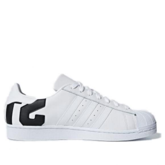Adidas Superstar 'Big Logo' Footwear