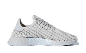 Adidas Womens WMNS Deerupt 'Grey Aero Blue' Grey/Grey/Aero Blue B41726 - B41726