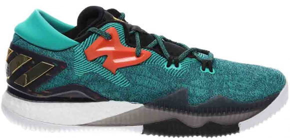 adidas Crazylight Boost 2016 Shock Mint - B54172