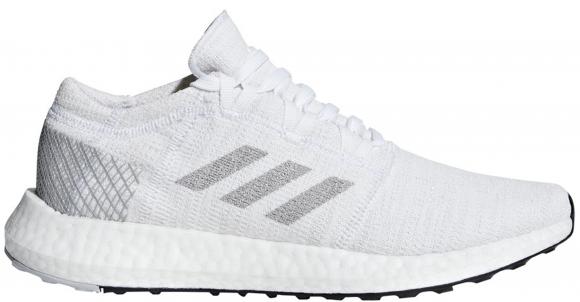 adidas Pureboost Go White Grey (W) - B75664