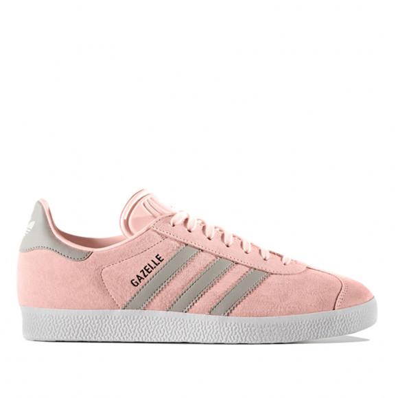 adidas Gazelle W Pink Grey BA7656 (Size: US 9.5)