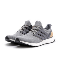 adidas Ultra Boost 3.0 Grey Leather Cage - BB1092