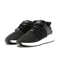 adidas EQT Support 93/17 Milled Leather Black - BB1236