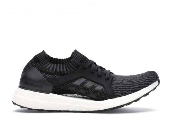 adidas Ultraboost X Black Dark Grey Heather-Onix (W) - BB1696