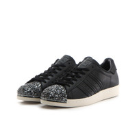 adidas Superstar 80s 3D Metal Toe Black (W)
