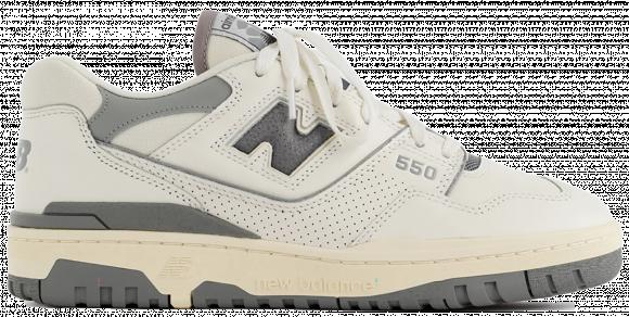 New Balance 550 Aime Leon Dore White Grey (2020) - BB550ALE