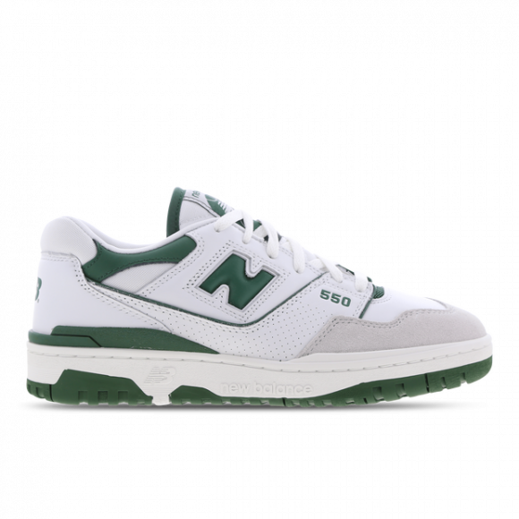 New Balance 550 White Green - BB550WT1