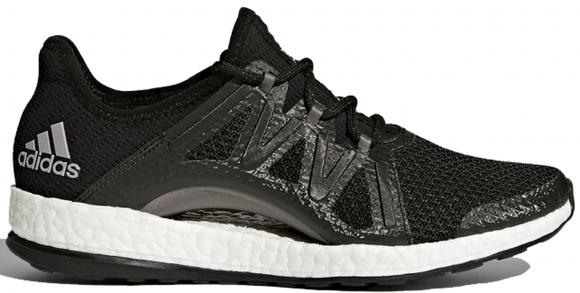 adidas Pureboost Xpose Core Black Tech Silver (W) - BB6097