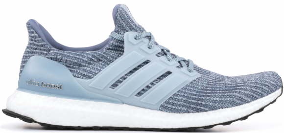 Adidas UltraBoost 4.0 'Ash Grey' Ash Grey/Ash Grey/Core Black BB6178 (Size: US 8) - BB6178