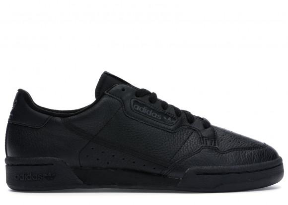 adidas Continental 80 Core Black Carbon - BD7657