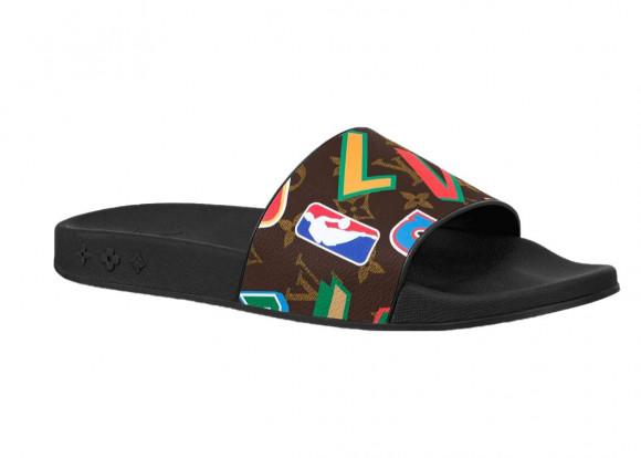 Louis Vuitton x NBA Waterfront Mule - BLWH1PAGEBN