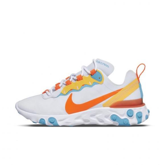 Chaussure Nike React Element 55 pour Femme - Gris - BQ2728-011