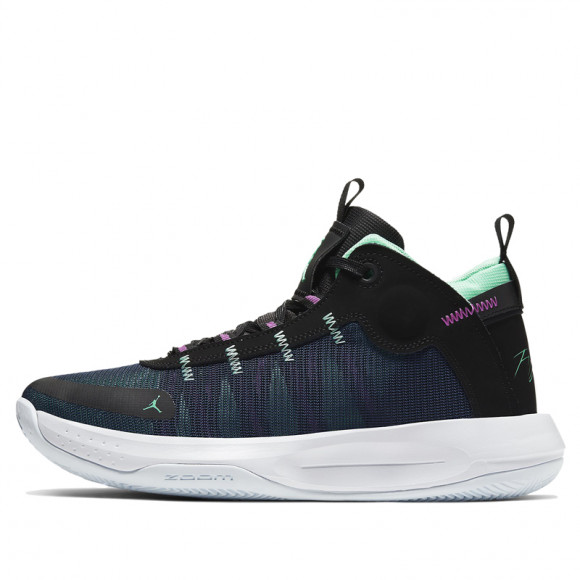 Jordan Jumpman 2020 PF Black Green BQ3448-005 - BQ3448-005